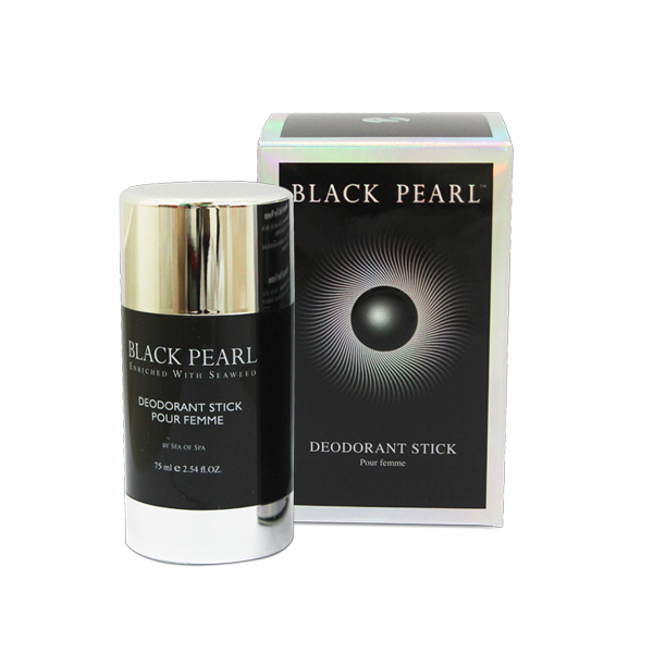 Sea of Spa Black Pearl Woman deostick 75 ml