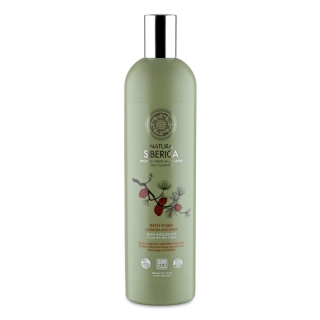 Natura Siberica pěna do koupele Cedrové spa, Bath Foam Cedar Spa Anti Stress 600