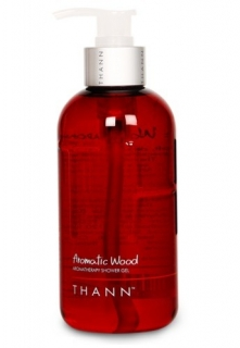THANN Thajský sprchový gel Aromatic Wood - 320 ml